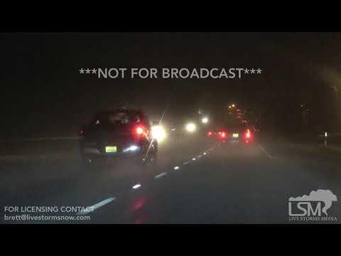2-10-18 Shelby County, Alabama Heavy Rain - Travel - Accidents