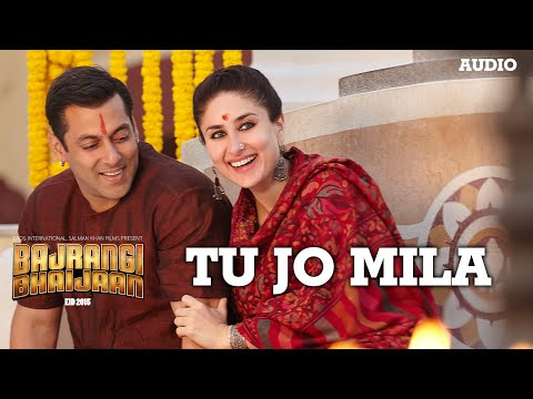 'Tu Jo Mila' Full AUDIO Song - K.K. | Salman Khan...