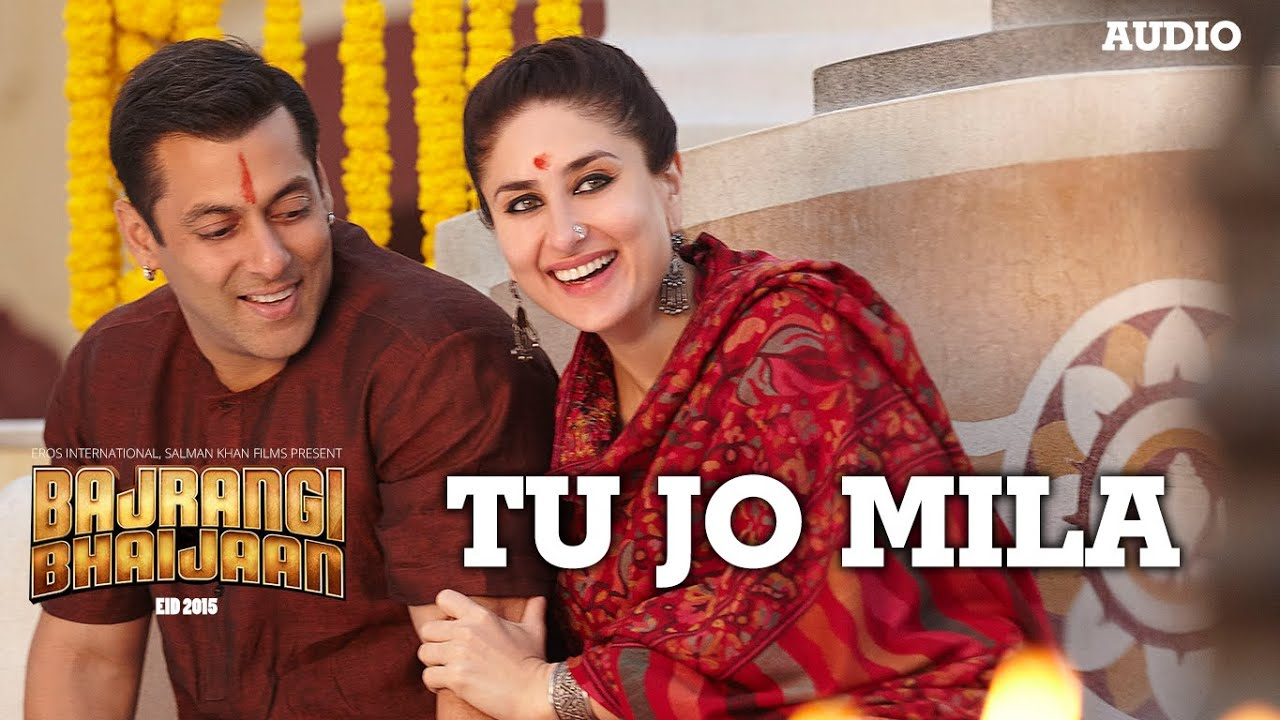 Download 'Tu Jo Mila' Full AUDIO Song - K.K. | Salman Khan | Bajrangi Bhaijaan