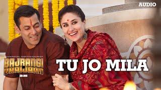 Gambar cover 'Tu Jo Mila' Full AUDIO Song - K.K. | Salman Khan | Bajrangi Bhaijaan