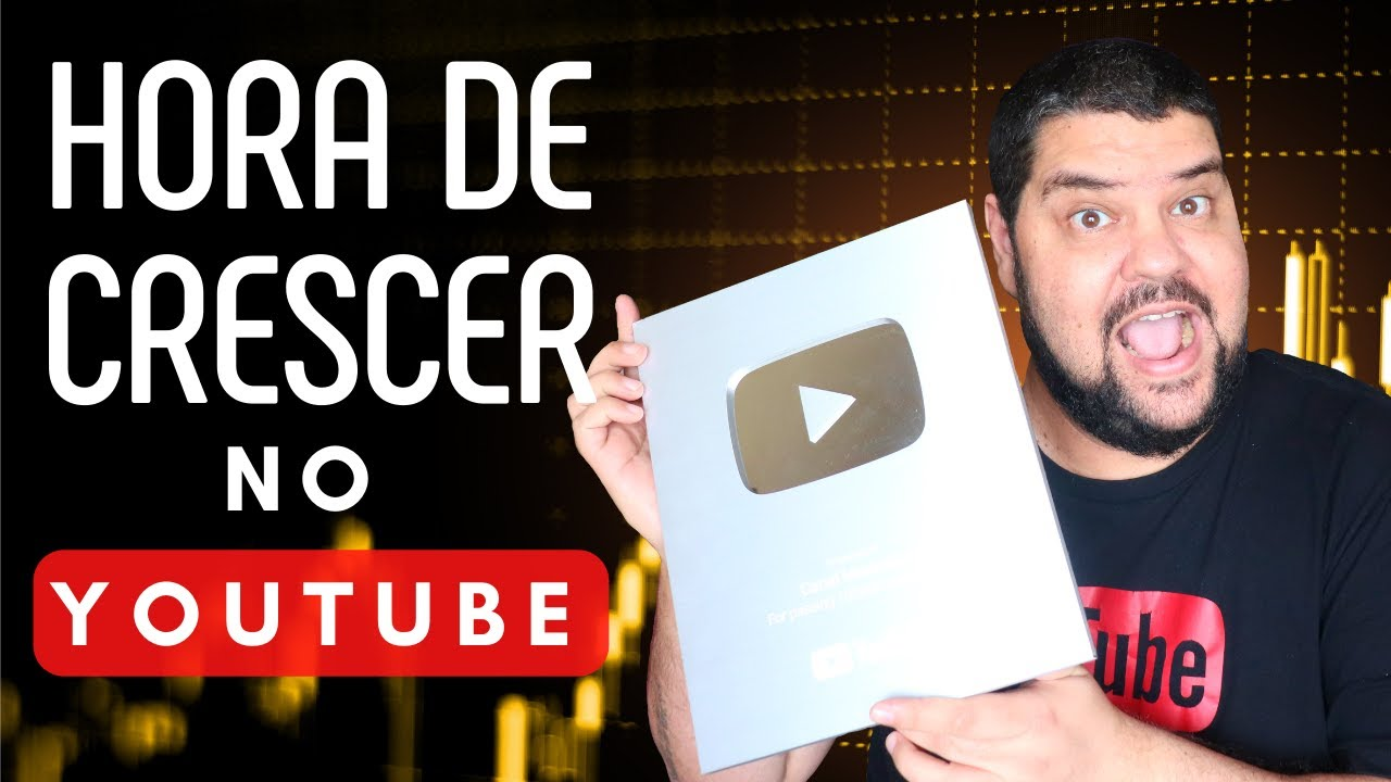 Como CRESCER no YOUTUBE em 2021 - com o MINDSET CERTO | Canal Upload