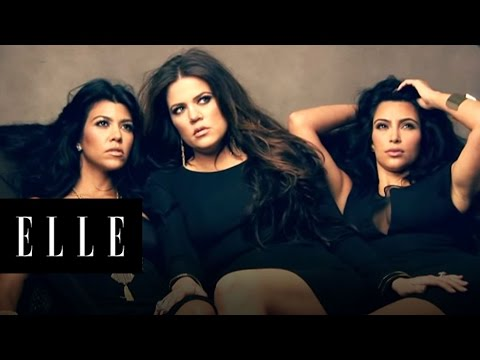 Kardashian Collection - Behind the Scenes Shoot - ELLE