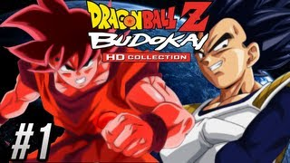Dragon Ball Z: Budokai 3 (HD Collection) - Part 1 (Goku)