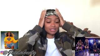 Beyonce Cochella 2018 w/Destiny's Child!!!! Reaction BEYCHELLA!!!!