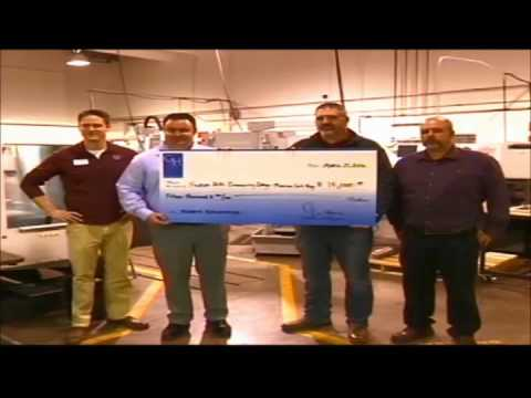 Machine tech students will benefit from scholarship funds