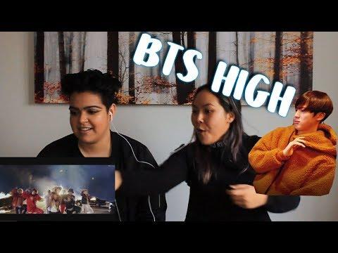 BTS MIC DROP Reaction | Getting my friend into K-POP
