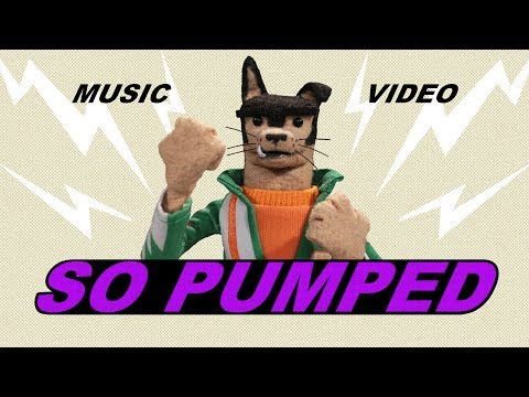 Buddy Thunderstruck - So Pumped | The Music Video