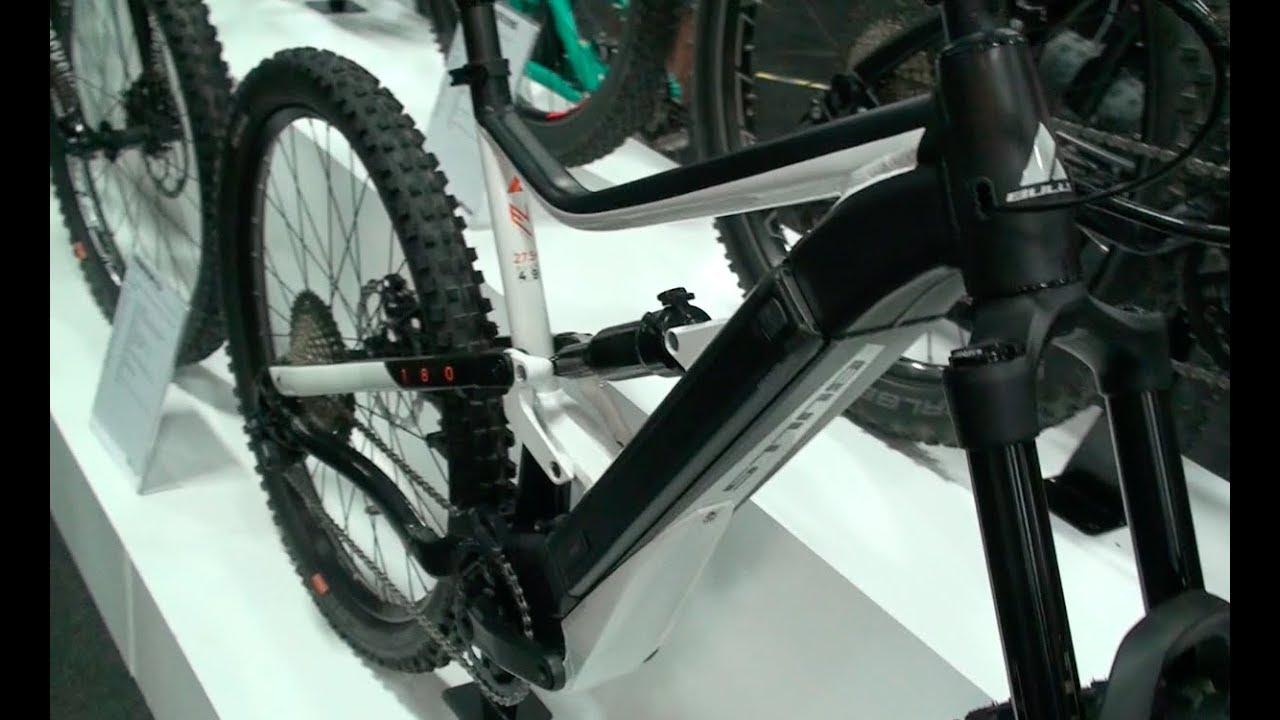 2018 Bulls Electric Bikes Emtbs Efat Ecommuter