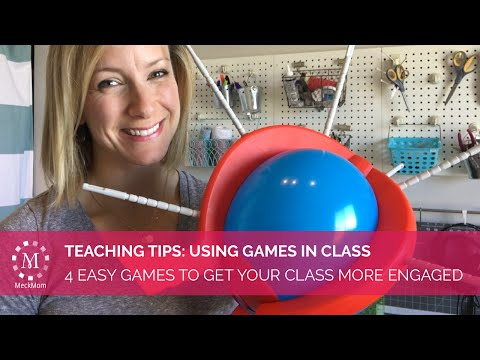 How To Incorporate Games Into Your Church Lessons