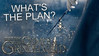 What's Grindelwald's Plan in Fantastic Beasts: The Crimes of Grindelwald?