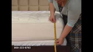 How To Measure Your Bed For A Fitted Sheet