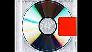 Kanye West- Black Skinhead (Yeezus CD HQ)