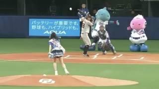 2017年5月5日 中日 × 巨人 ナゴヤドーム.