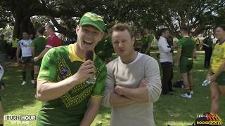 Kalyn Ponga Turns The Tables On The Quizmaster Ahead Of World Cup Nines | Triple M