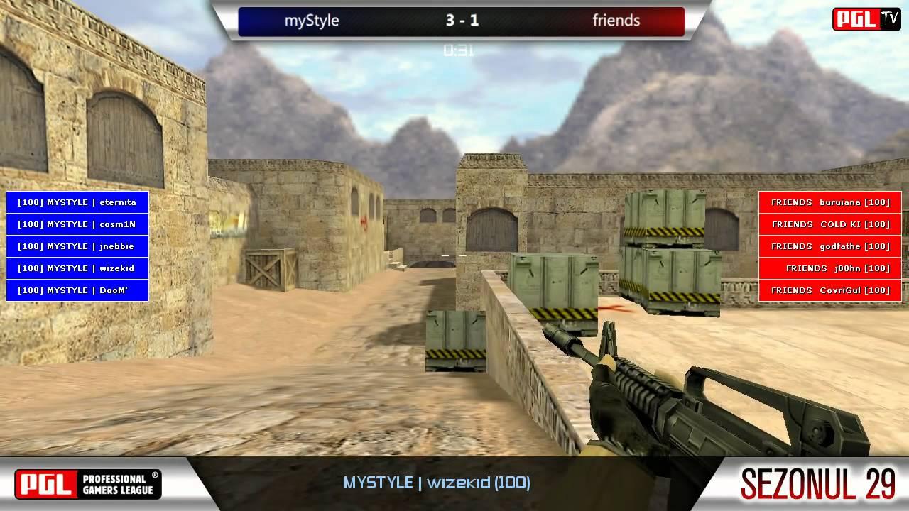 Counter Strike 1 6 PGL Romania