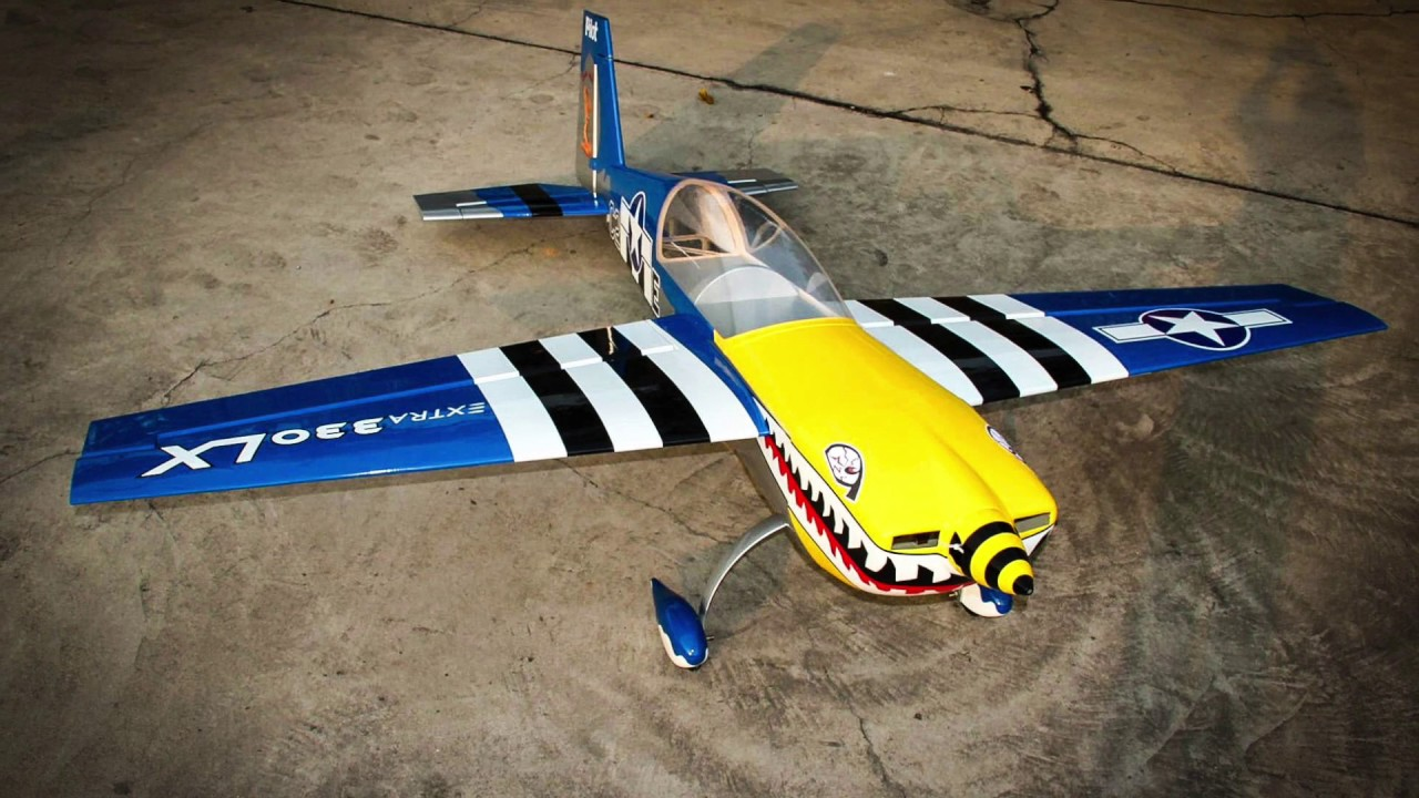 Neue Pilot RC Extra 107-330LX Competition WRB by Bao Rc Shop