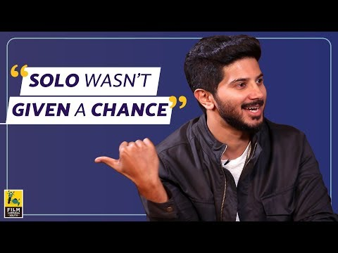 'My Father Is A Man's Man. I'm More Boyish' | Dulquer Salmaan | Mammootty