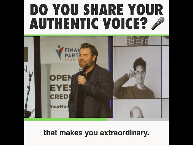 Do You Share Your Authentic Voice?  The Leadership Promise with Jason Hewlett