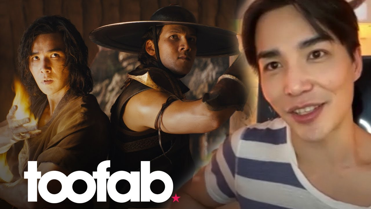 How Mortal Kombat's Ludi Lin Is Shattering Stereotypes | toofab
