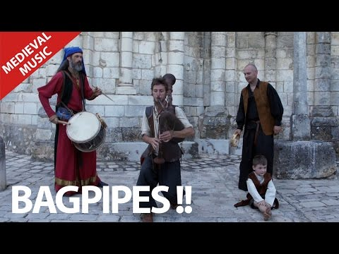 Bagpipes ! Medieval Music ! Middle Ages !