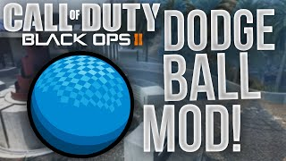 [PS3] Black Ops 2 - Dodgeball Custom Gamemode! (HD)