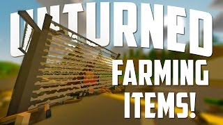 Unturned: HOW TO FARM WEAPONS & ITEMS USING THE HORDE BEACON!