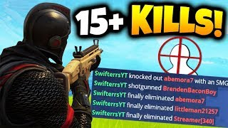 How to Get 15+ Kills EVERY GAME in Fortnite! EASY Fortnite WINS! (Fortnite High Kill Tips & Tricks)