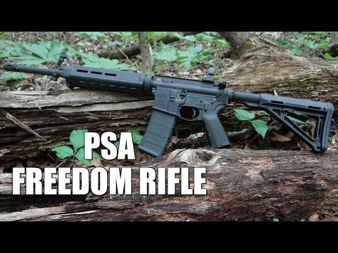 Palmetto State Armory Freedom AR-15 Rifle