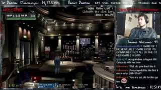Parasite Eve 2 Speedrun: New Game% (EMU/PSX) 01:24:56