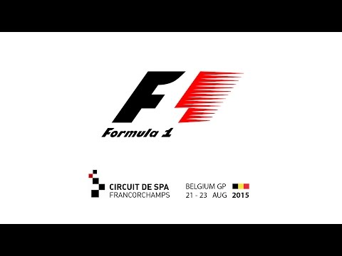 F1 2015 - GP Belgium - Best Moments at Spa-Francorchamps