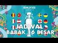 Catat Tanggalnya ... Jadwal Lengkap Babak 16 Besar EURO 2020