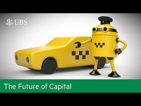 Rise of the robo-taxi: driving transport disruption