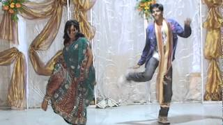 Marriage Sangeet Dance on Chamakti Shaam hai, Banthan, Maahi ve, Maa da laadla