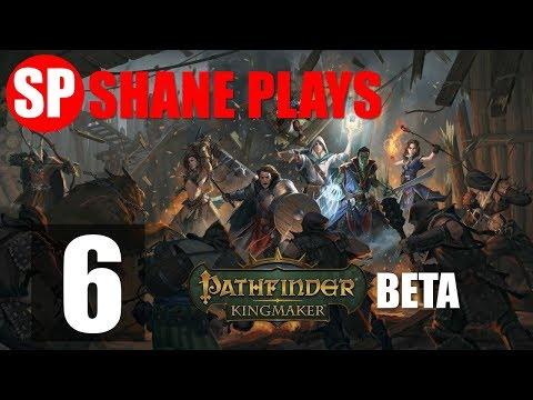 Pathfinder: Kingmaker Beta #6 - Ancient Tomb