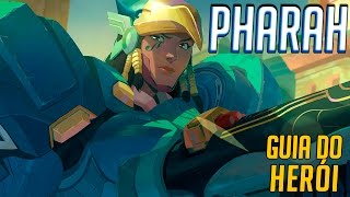 COMO JOGAR DE PHARAH - GUIA DO HERÓI - Overwatch Brasil
