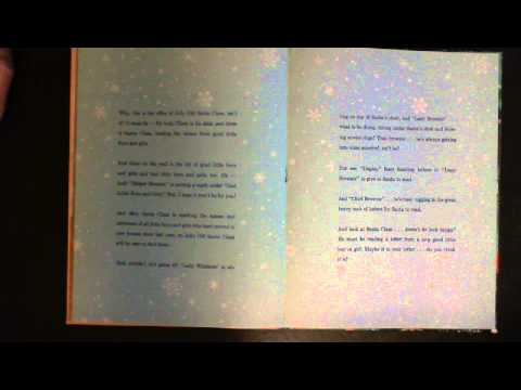 George Hinke, Jolly Old Santa Claus, Christmas Story