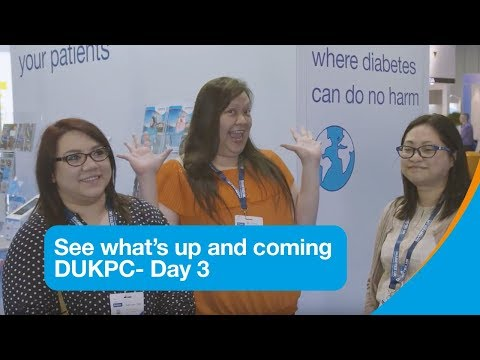 Diabetes UK Professional Conference 2018 | Day 3