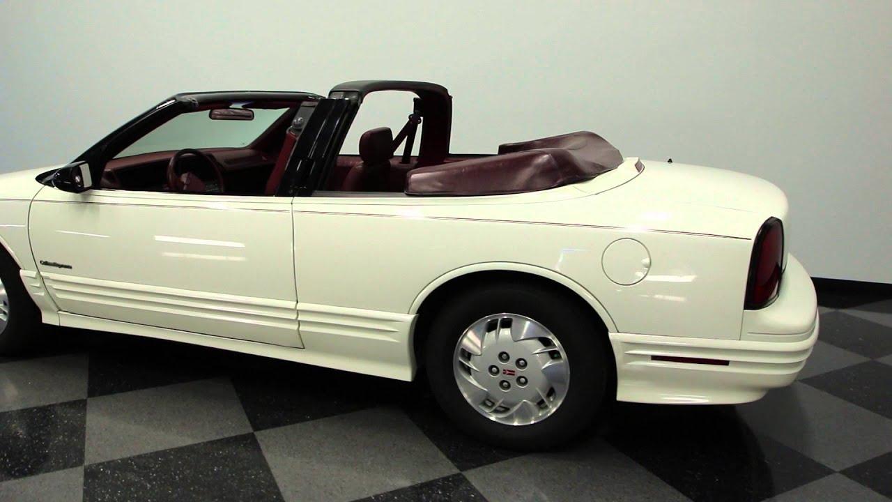 152 TPA 1992 Oldsmobile Cutlass Supreme