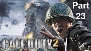 Call of Duty 2 Walkthrough Part 23: The Silo
