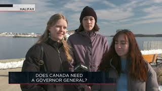 Does Canada need a governor general? | Outburst
