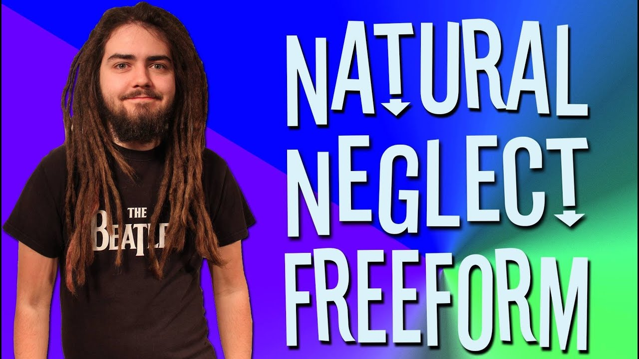 Natural Neglect Freeform Dreadlocks Information Youtube