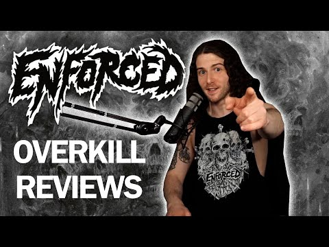 ENFORCED Kill Grid Album Review | BangerTV
