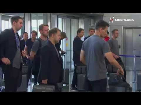 Alemania Deja Rusia Tras Caer Eliminada Del Mundial