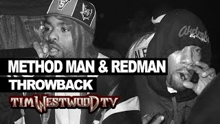 Method Man & Redman freestyle - BEST EVER! unreleased throwback 1999 Westwood Blackout