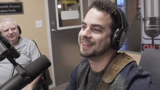 Mike Silvestri Live Interview/Performance on WHIW 101.3FM 12/28/18