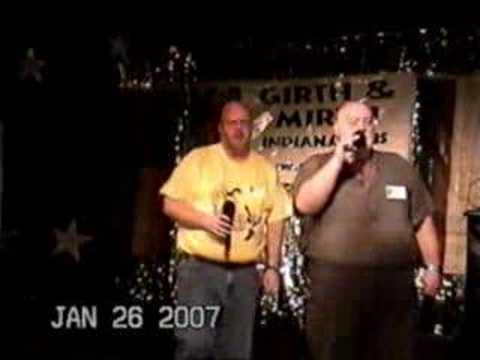 Karaoke - Mitch (Junkshop Coyote) & Frank