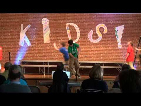 SOAR.....KIDS!