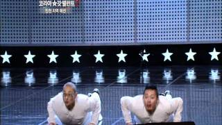 Poppin World Champion, Blue Whale Bros - Korea's Got Talent 2, BWB - 코리아갓탤런트2
