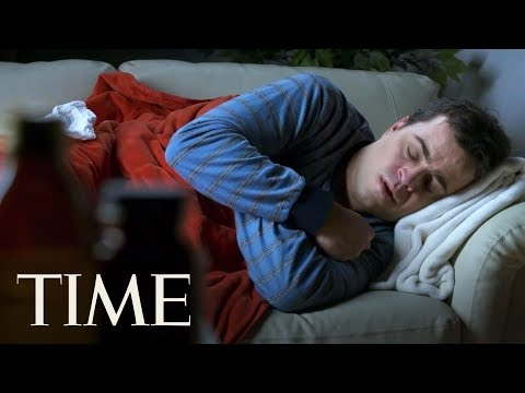 Here's Why You Always Feel Sicker At Night | TIME