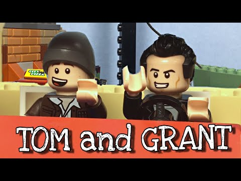 TOM and GRANT - Official Trailer in LEGO
